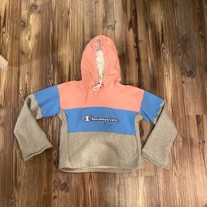 Cropped Champion Hoodie